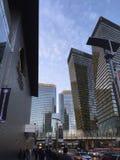 Las Vegas byggnader arkivfoton