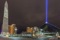 Las Vegas célèbre Photo stock