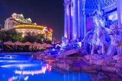 Las Vegas, Caesars Immagini Stock Libere da Diritti