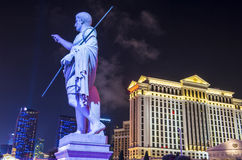 Las Vegas, Caesars Obraz Stock