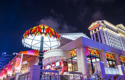 Las Vegas, Caesars Obrazy Stock