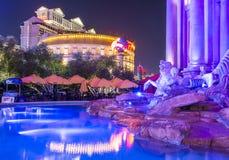 Las Vegas, Caesars Photo libre de droits