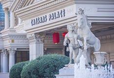 Las Vegas; Caesars Royalty-vrije Stock Foto's