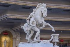 Las Vegas; Caesars Royalty-vrije Stock Afbeeldingen