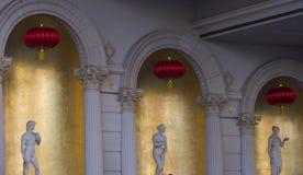 Las Vegas; Caesars Royalty-vrije Stock Afbeelding