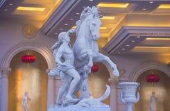 Las Vegas; Caesars Stock Foto's