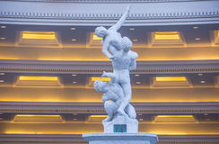Las Vegas; Caesars Stock Afbeelding