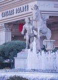 Las Vegas ; Caesars Stock Photography