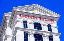 Las Vegas ; Caesars Royalty Free Stock Photos