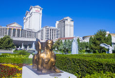 Las Vegas ; Caesars Royalty Free Stock Photos