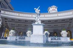Las Vegas ; Caesars Stock Photos