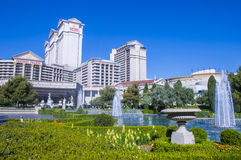Las Vegas ; Caesars Royalty Free Stock Photo