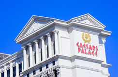 Las Vegas ; Caesars Royalty Free Stock Photography