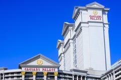 Las Vegas ; Caesars Stock Photo
