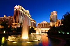 Las Vegas Caesars Pałac Obraz Royalty Free