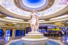 Las Vegas Caesars Palace Royalty Free Stock Photography