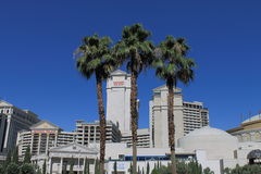 Las Vegas - Caesars Palace Hotel and Casino Stock Photos