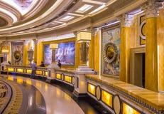 Las Vegas Caesars Palace Stock Photo