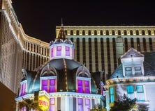 Las Vegas, casino Royale Images libres de droits