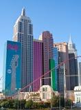 Las Vegas Casinos Stock Photos