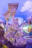 Las Vegas, Ceasars pałac Zdjęcia Royalty Free