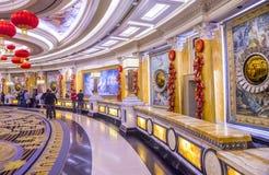 Las Vegas, Ceasars-Paleis Royalty-vrije Stock Afbeeldingen