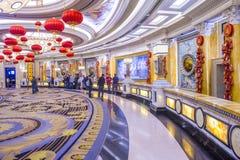 Las Vegas, Ceasars-Paleis Royalty-vrije Stock Foto