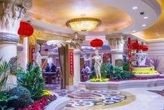 Las Vegas, Ceasars-Paleis Stock Foto's