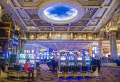 Las Vegas, Ceasars-Paleis Royalty-vrije Stock Foto's