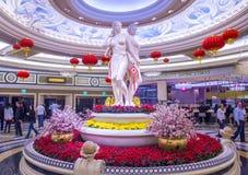 Las Vegas, Ceasars-Paleis Stock Afbeelding