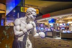Las Vegas, Ceasars-Paleis Royalty-vrije Stock Afbeelding