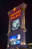 Las Vegas , Celine Dion Royalty Free Stock Photography