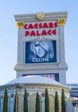 Las Vegas , Celine Dion Stock Image