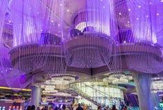 Las Vegas , Chandelier Bar Stock Photography