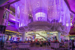 Chandelier Bar Vegas Editorial Stock Photo - Image: 25664448