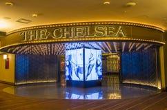 Las Vegas, Chelsea foto de archivo libre de regalías