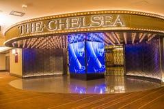 Las Vegas, Chelsea Royalty-vrije Stock Foto's
