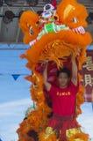 Las Vegas, Chiński nowy rok Fotografia Royalty Free