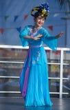 Las Vegas, Chiński nowy rok Zdjęcie Stock