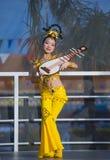 Las Vegas, Chiński nowy rok Obrazy Stock