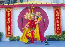 Las Vegas, Chinees Nieuw jaar Royalty-vrije Stock Afbeeldingen