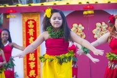 Las Vegas, Chinees Nieuw jaar Royalty-vrije Stock Fotografie