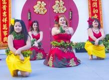 Las Vegas, Chinees Nieuw jaar Royalty-vrije Stock Afbeelding