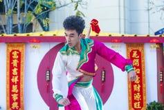 Las Vegas , Chinese New year Royalty Free Stock Photos