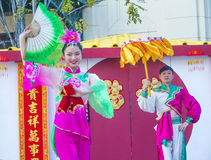 Las Vegas , Chinese New year Royalty Free Stock Images