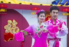 Las Vegas , Chinese New year Royalty Free Stock Image