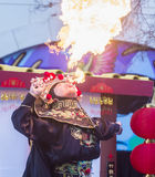 Las Vegas , Chinese New year Stock Images