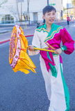 Las Vegas , Chinese New year Stock Photography
