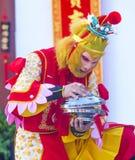 Las Vegas, chinesisches neues Jahr Lizenzfreie Stockfotografie