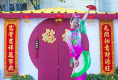 Las Vegas, chinesisches neues Jahr Lizenzfreies Stockbild